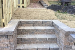 Retaining Wall Installed in Vestavia Hills, Al