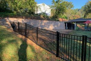 Retaining Wall Constructed Vestavia Hills, AL