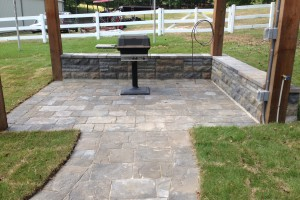 Gazebo and Pavers in Pelham, Al