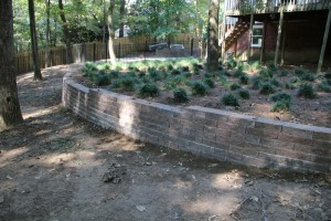 Retaining Wall Hoover, Al